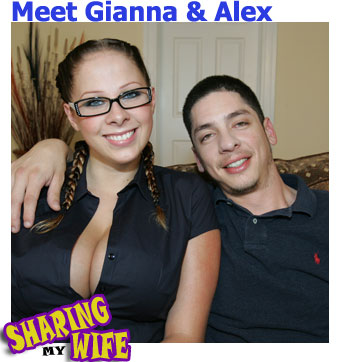 Gianna Michaels - Sharing My Wife